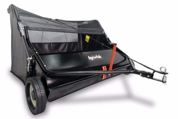 Agri-Fab Tow Behind Lawn Sweeper, 52