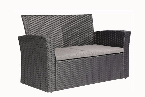 Baner Garden (N87) 4 Pieces Outdoor Furniture Complete Patio
