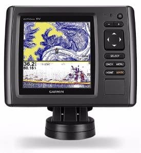 #8 Garmin echoMAP CHIRP 53dv with transducer