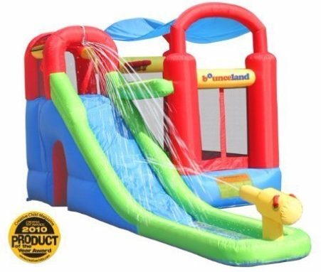 #8 Inflatable Bounce House and Water Slide Wet or Dry Playstation