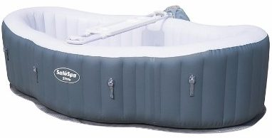 #8 SaluSpa Siena AirJet Inflatable Hot Tub