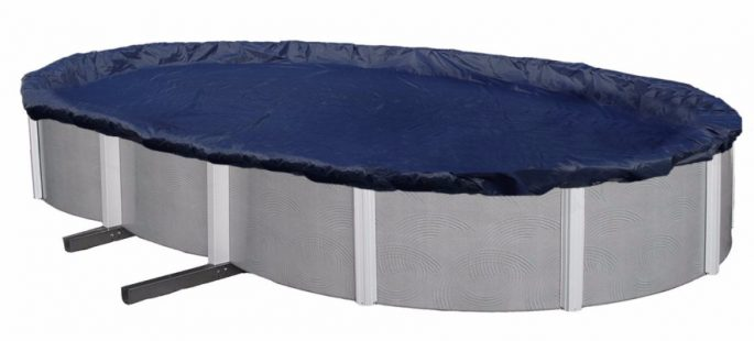 Top 10 Best Above Ground Swimming Pool Covers In 2018 Reviews