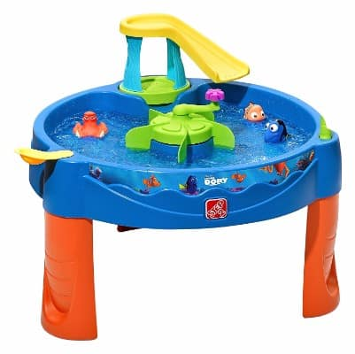 #9 Step2 Finding Dory Swim & Swirl Water Table