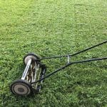 Top 10 Best Push Reel Lawn Mowers Reviews in 2019
