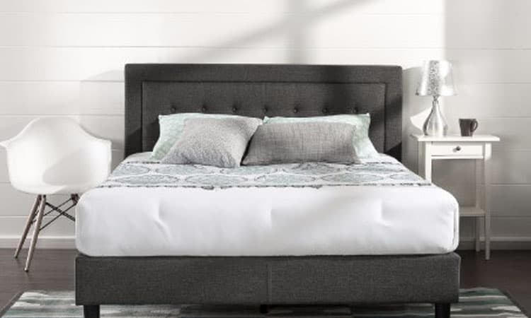 Top 10 best wood platform beds reviews in 2018 for Places that sell beds