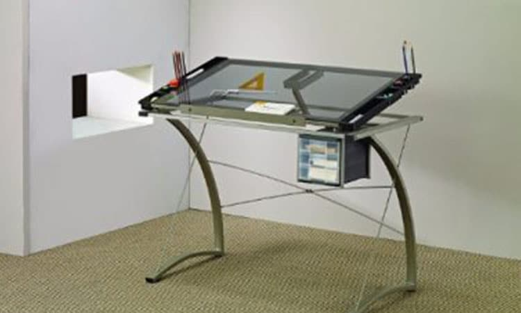 Fantastic Top 10 Best Drawing Tables In 2019 Reviews The10Pro Home Interior And Landscaping Mentranervesignezvosmurscom