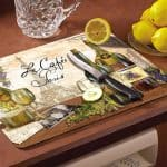 Top 8 Best Glass Cutting Boards in 2018 Reviews