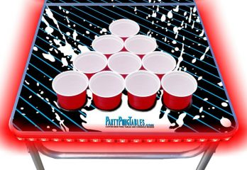 Top 9 Best LED Beer Pong Tables Reviews