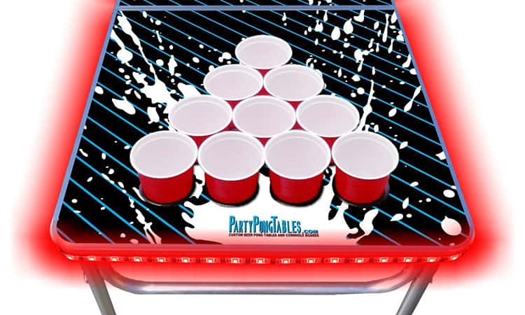 Top 9 Best Led Beer Pong Tables In 2020 Reviews