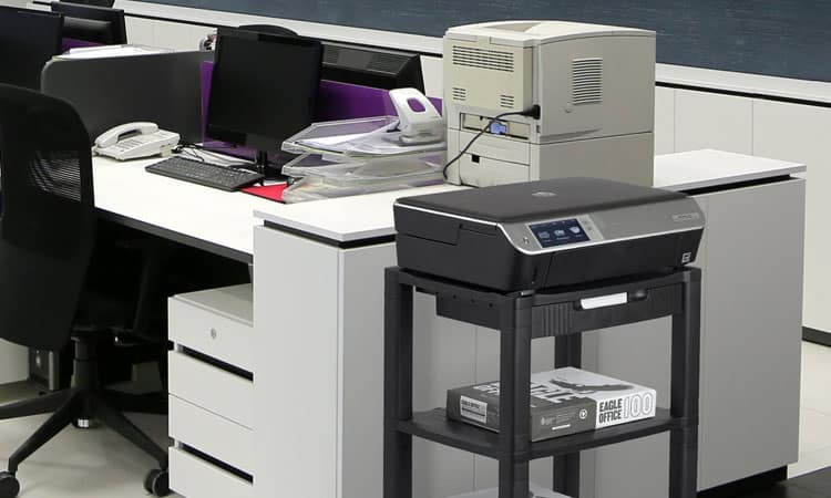 Top 9 Best Printer Stands With Storage In 2019 Reviews