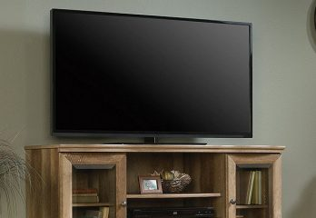 Top 9 Best Wooden TV Stands in 2017 Reviews