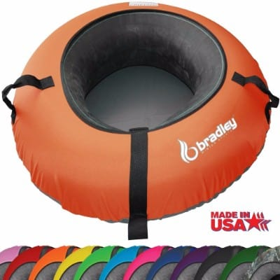 Bradley Snow Tube Sled with 48 Cover