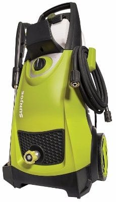 Sun Joe SPX3000 Electric Pressure Washer, 2030 PSI, 15.5-Amp, 1.76 GPM