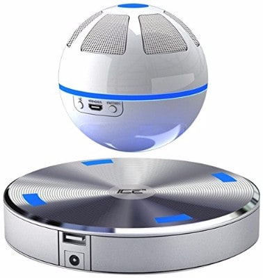 ICE Orb Levitating Wireless Bluetooth Speaker