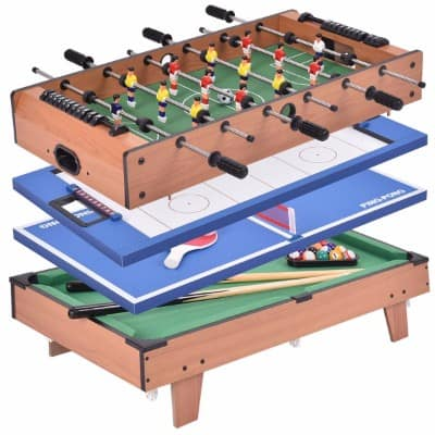 Giantex 4 in 1 Multi Game Table