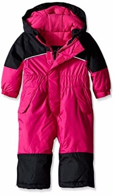 iXtreme Baby Girls' One-Piece Snowmobile Coverall
