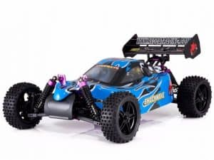Redcat Racing Shockwave Nitro Buggy, Blue