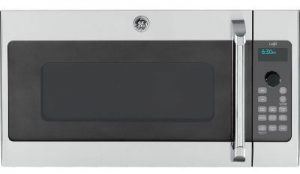 """GE Cafe Advantium CSA1201RSS 30"""" 1.7 cu. ft. Capacity Over-the-Range Convection Microwave Oven"""