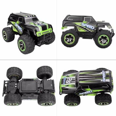 Blexy Remote Control Electric Monster Truck