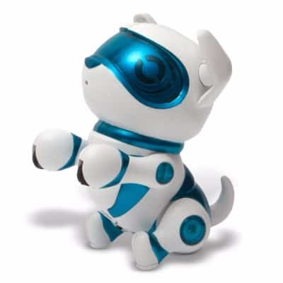 Tekno Newborns Pet Robot Dog, Blue