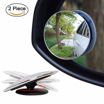 Ampper Blind Spot Mirror, Pack of 2