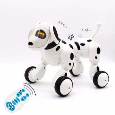 Hi-Tech Wireless Robot Interactive Puppy