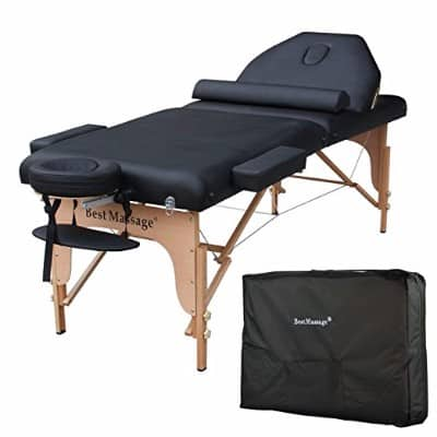 77 Long 30 Wide 4 Pad Massage Table