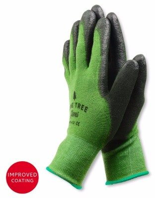 #4 Pine Tree Tools Bamboo Working Gloves for Women and Men