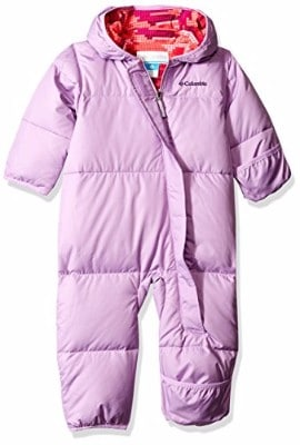 Columbia Baby Girls' Snuggly Bunny Bunting