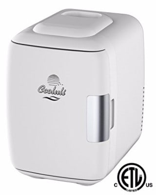 #5 Cooluli Mini Electric Cooler / Warmer 4 liter