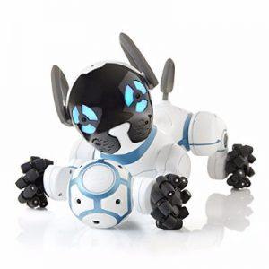 Wow Wee Chip Robot Toy Dog, White