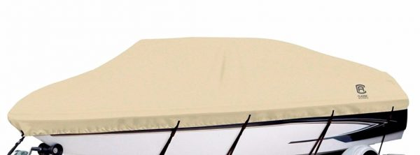 Classic Accessories DryGuard Boat Cover