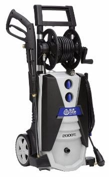 Annovi Reverberi Blue Clean AR390SS Electric Pressure Washer, 2000PSI