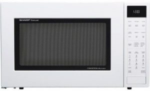 Sharp SMC1585BW 1.5 cu. Ft. Microwave Oven with Convection Cooking