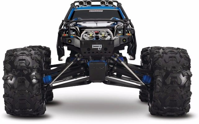 Traxxas Summit Extreme Terrain 4WD Electric Monster Truck