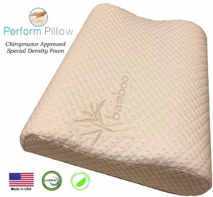 Perform Pillow Memory Foam Pillow