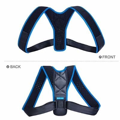 Back Posture Corrector Clavicle Support Brace for Men & Women by Babo Care