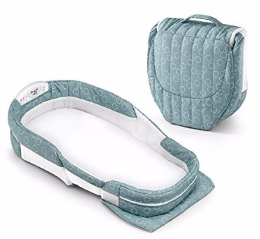 Snuggle Nest Harmony Portable Infant Sleeper