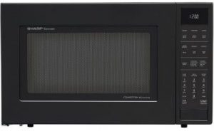 Sharp 1.5 Cu. Ft. 900W Convection Microwave Oven