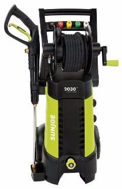 Sun Joe SPX3001 Electric Pressure Washer, 14.5 Amps
