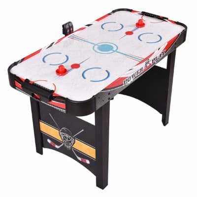 Goplus Air Powered Hockey Table, 48-inch