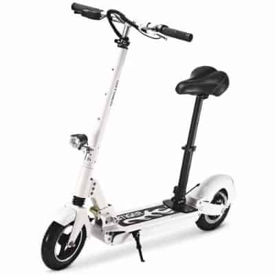 GBtiger Foldable Adult Electronic Scooter