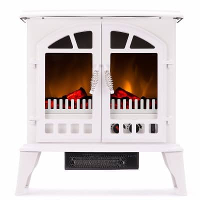 Jasper Free Standing Electric Fireplace inserts