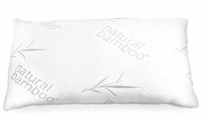 Zen Bamboo Shredded Memory Foam Pillow - Queen