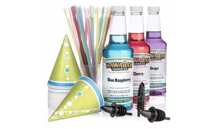 Best Snow Cone Syrups Reviews