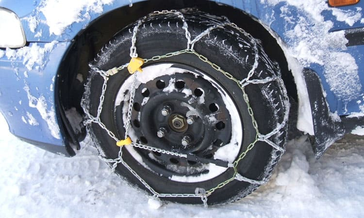 Top 10 Best Tire Chains In 2021 | Review & Buyer's Guides