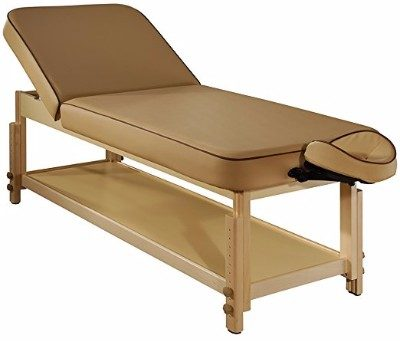 Bonus MT Harvey-Tilt Liftback Tilting Backrest Salon Stationary Massage Beauty Table
