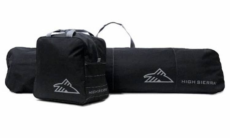 53097d3cdcb Top 10 Best Snowboard Bags in 2019 Reviews   Buyer s Guides — THE10PRO
