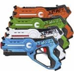 Top 14 Best Laser Tag Guns Reviews in 2019 (With Buying Guides)