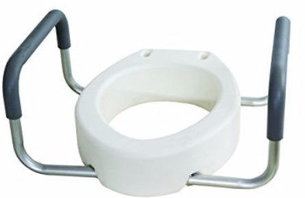 Essential Medical Supply Elevated Toilet Seat